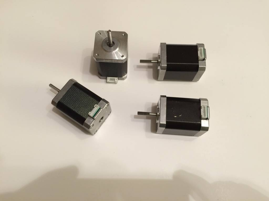 Schrittmotoren für 3D-Drucker